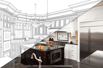 Remodeling services by Infinite Designs