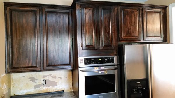 Kitchen Renovation & Custom Cabinetry in Richmond, TX (1)