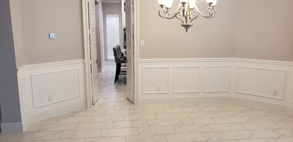 Moulding Installation & Painting in Houston, TX (1)