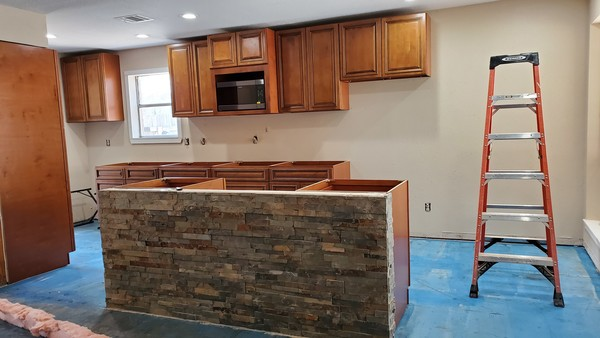 Cabinet Installation in Katy, TX (1)