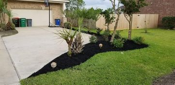 Landscaping in Sienna Plantation, TX (2)