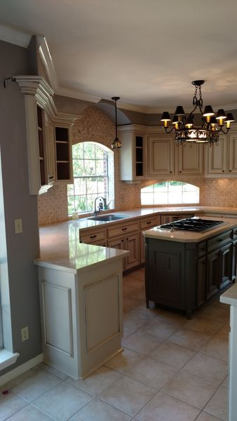 Kitchen Remodeling in Orchard, TX (1)
