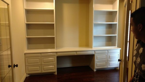 Custom Office & Built-in Cabinets by Infinite Designs