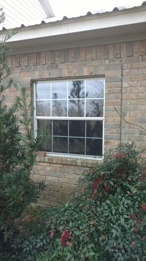 Before, During & After Brick Installation & Window Replacement in Sugarland, TX (1)