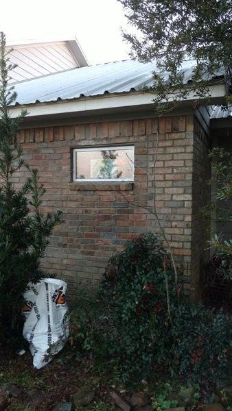 Before, During & After Brick Installation & Window Replacement in Sugarland, TX (3)
