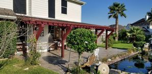 Before & After Pergola in Richmond, TX (4)