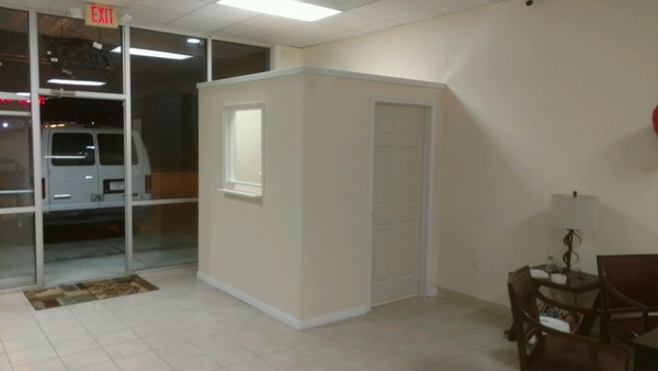 New Reception Area / Commercial Renovation in Sugar Land, TX (3)